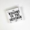 Cocktail Napkins - Welcome To The Shitshow 20 Ct/3 Ply