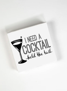 Cocktail Napkins - I Need a Cocktail 20 Ct/3 Ply