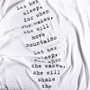 """Swaddle Blanket - Let Her Sleep 47"""" x 47"""""""