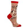I Hate Everyone Too Women's Socks