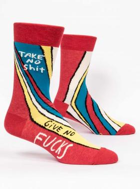 Take No Shit Men's Socks