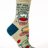 Get the Hell Out Women's Socks