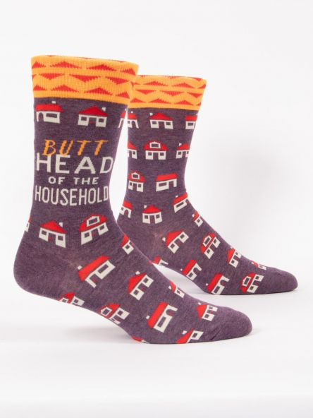 Butthead Men's Socks