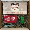 "Roots-Holiday Gift Box ""Merry Merry"""