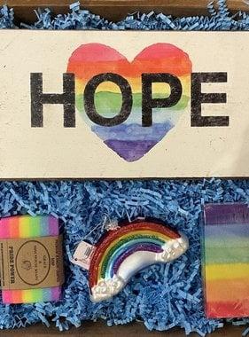 "Roots-Gift Box ""Rainbow Hope"""