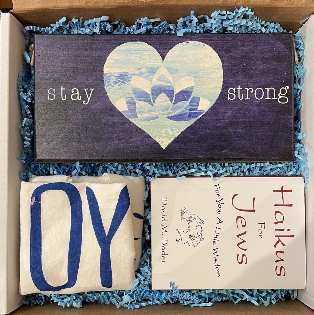 """Roots- Chanukah Gift Box """"Oy Vey"""""""