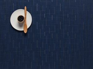 """Chilewich Bamboo Table Mat - Lapis 14"""" x 19"""""""