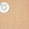 """Chilewich Mini Basket Table Mat - Cantaloupe 14"""" x 19"""""""