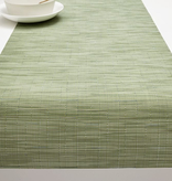 """Chilewich Bamboo Table Runner - Spring Green 14"""" x 72"""""""