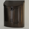 "Contemporary Mailbox Bronze 11"" x 14"" x 4.5"""