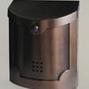 "Contemporary Mailbox Antique Copper 11"" x 14"" x 4.5"""