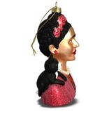 NAKED DECOR Women We Admire Ornament - Frida Kahlo