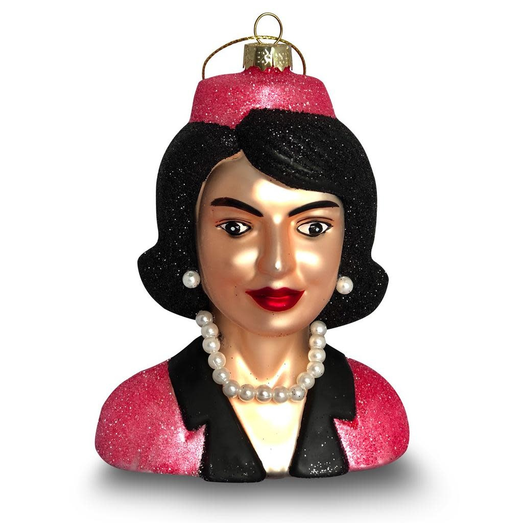 NAKED DECOR Women We Admire Ornament - Jackie Kennedy Onassis