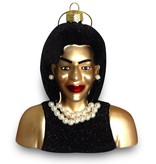 NAKED DECOR Women We Admire Ornament - Michelle Obama