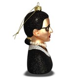 NAKED DECOR Women We Admire Ornament - Ruth Bader Ginsberg