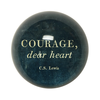 """Courage Paperweight 4"""" x 4"""" PW134"""