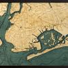 """Brooklyn Wood Carving 24.5""""W x 31""""L"""