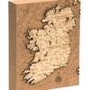 "Ireland Cork Map 8"" x 10"""