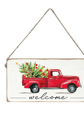 Signs of Hope - Welcome Christmas Truck