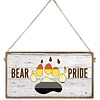 Signs of Hope - Bear Pride Rainbow Paw