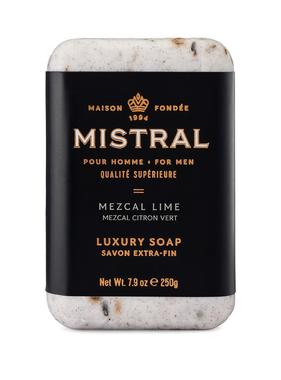 French Bar Soap - Mezcal Lime 7.9oz