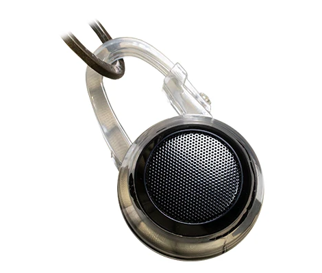 U Mini Speaker Holder - Clear