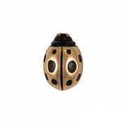 "Ladybug Ringer - 3""H x 2""W x 1.25""D"