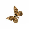 "Butterfly Ringer - 3.75""H x 3.75""W x 1""D"