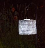 """Drum Solar Lantern - Urchin 9"""""""
