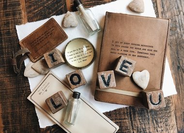 Journals, Paper & Gifts