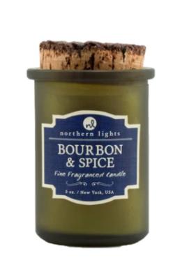 Spirit Jars - Bourbon & Spice 5oz