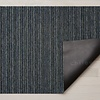 """Chilewich Skinny Stripe Shag Utility Mat - Forest 24"""" x 36"""""""