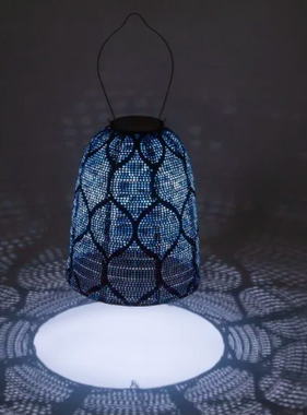 Bell Lantern - Ultramarine