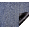 "Chilewich Heathered Shag Doormat - Cornflower 18"" x 28"""
