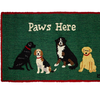 Paws Here Rug - 2' x 3'