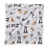French Bulldog Swaddle Blanket