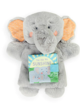 You Are My Sunshine Puppet Book