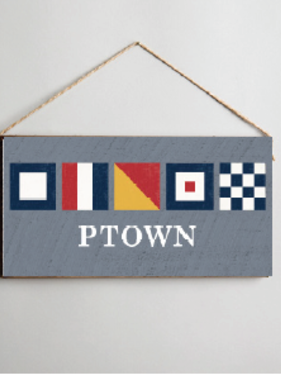 Signs of Hope - PTOWN Nautical Flags