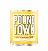 Pound Town Candle 12oz - Lemon Pound Cake