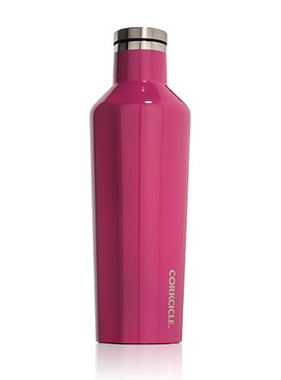 CORKCICLE Corkcicle Canteen - Gloss Pink 16oz