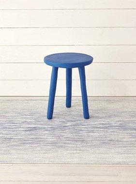 "Chilewich Wave Floormat - Blue 46"" x 72"""