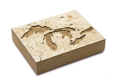 Cork Maps