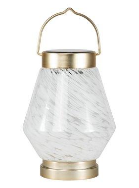 """Solar Cone Boater's Lantern - White 5.5""""W x 5.5""""H"""