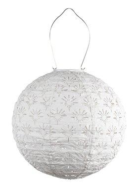 Globe Stella Deco Globe - White