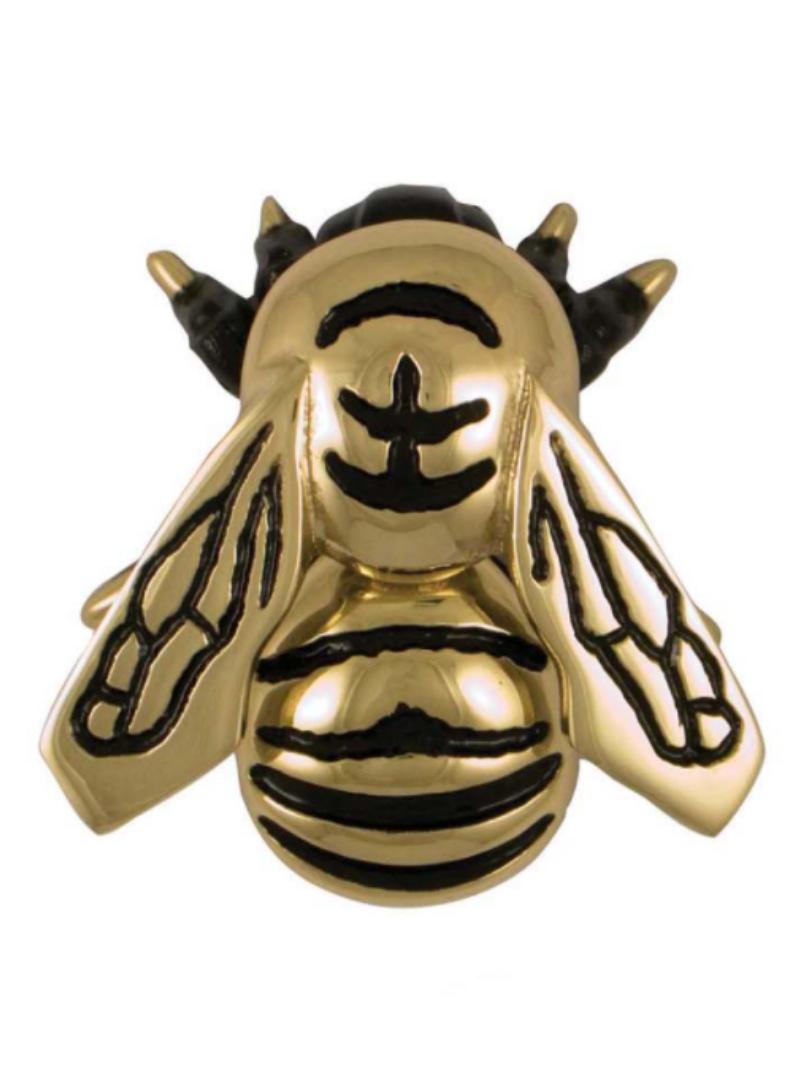 """Bumblebee Premium Door Knocker - 4.5"""" H x 4.5"""" W x 2"""" D"""