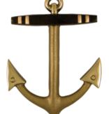 """Anchor Premium Door Knocker - 6 1/2""""H x 4 3/4""""W x 1 1/2""""D"""