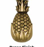 "Hospitality Pineapple Premium Door Knocker - 8 1/4""H x 4""W x 2 1/4""D"
