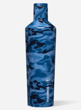 CORKCICLE Corkcicle Canteen - Blue Camo 25 Ounce