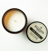 MALICIOUS WOMEN 'Heading Down To Rock Bottom' Soy Candle 9oz - Take A Hike Scent