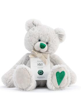 May Birthstone Bear